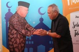 Saat Basuki Hadimuljono Silaturahmi dengan Menteri…
