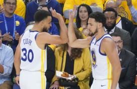 Hasil Final Basket NBA, Warriors Buka Peluang Pertahankan Gelar