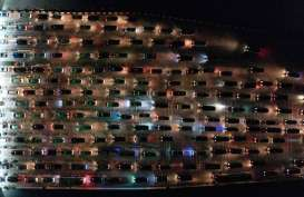 300.000 Mobil Belum Pulang Kandang