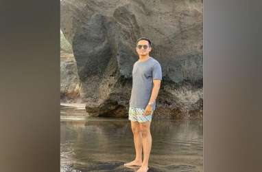 Berlibur di Bali, Faisal Nasimuddin Mengaku Difoto Oleh Luna Maya