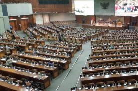 Dibuka Fadli Zon, Rapat Paripurna DPR Sepi