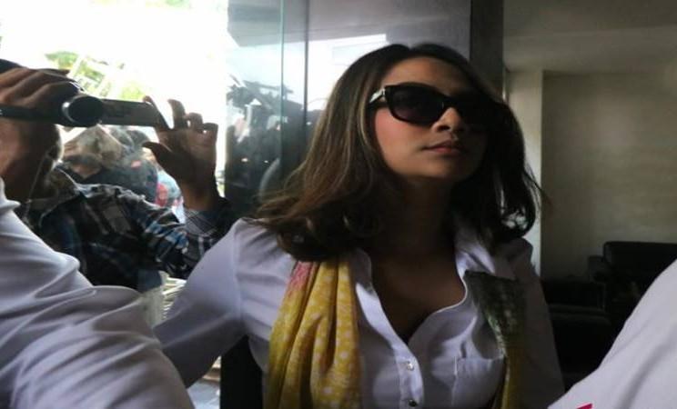 Aktris Vanessa Angel - Antara