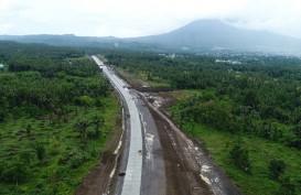 12.496 Kendaraan Lintasi Tol Manado Bitung Selama Fungsional Lebaran