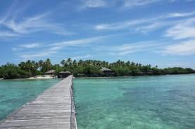 Selama Lebaran, Kepulauan Derawan Jadi Destinasi Favorit…