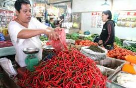 Kenaikan Harga Bahan Makanan Kerek Inflasi DKI 0,59% Sepanjang Bulan Puasa