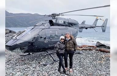 Bulan Madu ke Selandia Baru, Syahrini Pakai Jaket Seharga Rp130 Juta