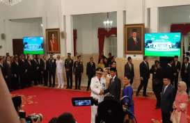 Dilantik Jadi Gubernur Lampung, Arinal Djunaidi Bakal Garap Pertanian dan Pariwisata
