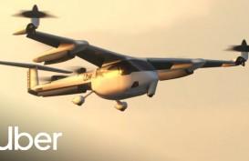 Uber akan Uji Coba Taksi Terbang UBERAIR di Melbourne