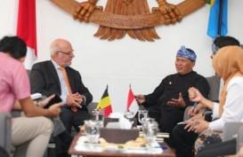 Bandung-Belgia Rancang Kerja Sama di 3 Sektor