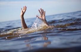 Pencarian Korban Terseret Ombak di Pantai Pangi Terkendala Gelombang Tinggi