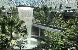 Menjelajah Jewel Changi Airport, Tempat Berinteraksi untuk Semua Umur