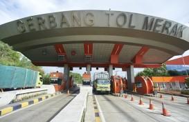 Puncak Arus Mudik Tol Tangerang Merak Capai Rekor Tertinggi 172.768 Kendaraan di H-7