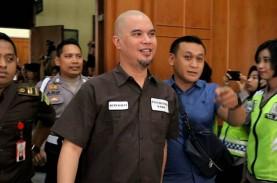 Terbang dari Surabaya, Ahmad Dhani Masuk Sel Isolasi…