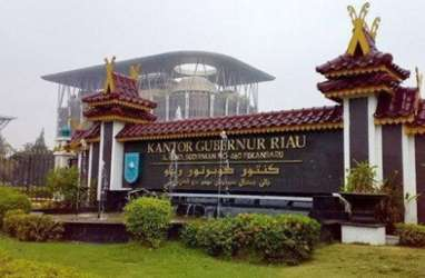 Tiga Satker Pemprov Riau Bakal Dilebur