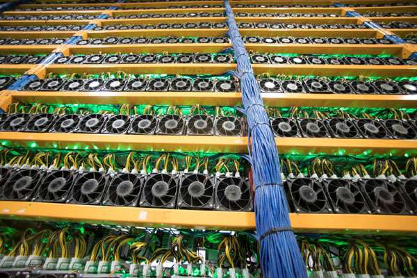 Cryptocurrency - Reuters/Christinne Muschi