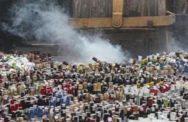 Polda Gorontalo Sita 5,3 Ton Miras Selama Operasi Ketupat 2019