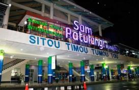 Posko Lebaran 2019 di Sam Ratulangi Ditutup, Pergerakan Pesawat Turun 21%