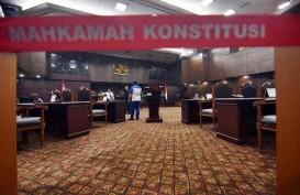 Sidang MK : Anwar Usman Minta Pihak Berperkara Jaga Marwah Pengadilan