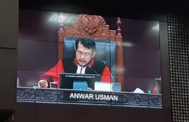 Pimpin Sidang Gugatan PHPU, Anwar Usman Hakim Ketua MK yang Pernah Main Film