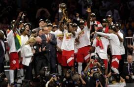 Toronto Raptors Juara Basket NBA, Pecundangi Juara Bertahan