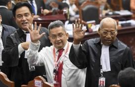 Sidang MK : Yusril Ihza Mahendra Percaya Diri Permohonan Prabowo-Sandi Bisa Dipatahkan