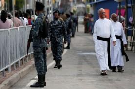 Diduga Terkait Bom Paskah, 5 Warga Sri Lanka Dideportasi…