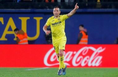 Villarreal Kontrak Lagi Pemain Veteran Santi Cazorla