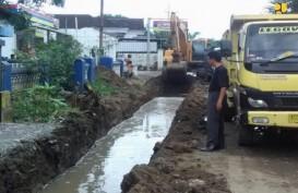 Pembangunan Drainase, Bangunan Tutup Saluran di Pantura Bakal Dibuka