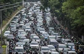 Kemacetan Jakarta Sepanjang 2018 Turun 8%