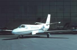 Pesawat Ringan Tabrakan di Udara, Dua Tewas