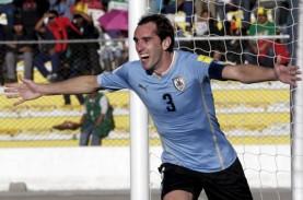 Copa America Uruguay vs Ekuador: Suarez, Cavani, Godin…