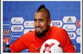 Prediksi Chile Vs Jepang: Vidal Tidak Takut Meski Jepang Punya 'Messi'
