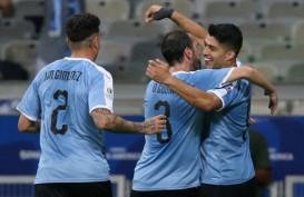 Hasil Copa America : Suarez & Cavani Ngamuk, Uruguay Habisi Ekuador (Video)