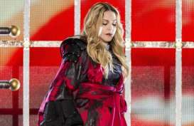 Madonna : Instagram Bikin Orang Merasa Buruk