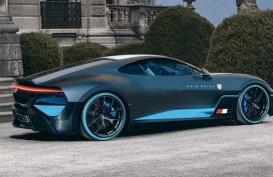 Desainer Ide Gila Bikin Bugatti Divo Bermesin Depan
