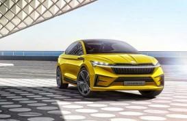 Vision iV, Mobil Konsep Skoda Mirip Lamborghini Urus