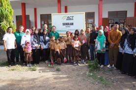 Bangunan Sekolah Hasil Restorasi Jayaboard Di Lombok…