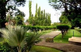 Pembangunan Taman di Tanjungpura Karawang Ditolak PKL