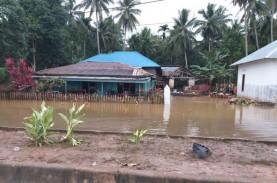 Masa Tanggap Darurat Banjir Konawe Utara Diperpanjang