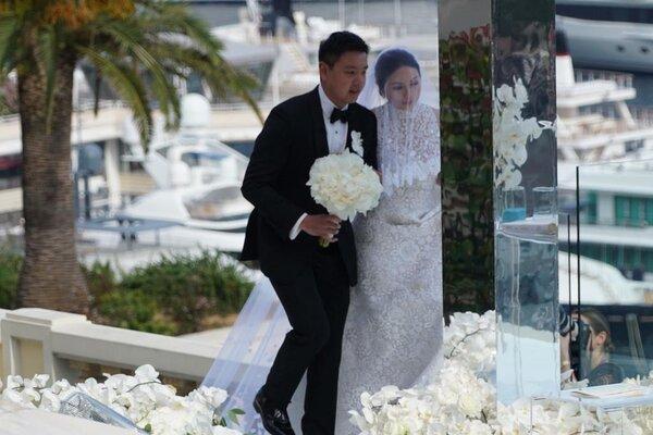 Pernikahan super mewah keluarga Sampoerna, Amanda Winarko dan Kelvin Sebastian di Eropa Barat. - Instagram