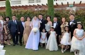 Ini Potret Kebahagiaan Pernikahan Keluarga Sampoerna di Monaco