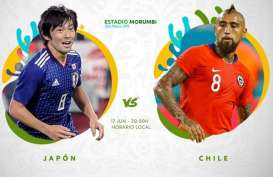 Prediksi Skor Chile Vs Jepang, Susunan Pemain, Preview, Komentar Pelatih