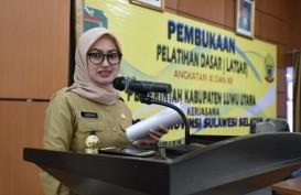 74 CPNS Kabupaten Luwu Utara Ikuti Pembukaan Latihan Dasar