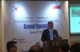 Indonesia-Korsel Bentuk Pusat Kerja Sama Investasi Infrastruktur