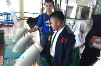 3M Indonesia Donasikan 2 Ton Limbah Kertas Untuk Didaur Ulang