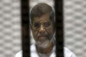 Kronologi Meninggalnya Mantan Presiden Mesir Mohammed…