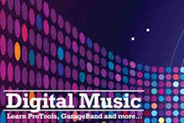 Ilustrasi Musik Digital - Sonatamusic.ca