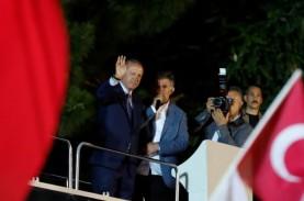 Lagi, Turki Tangkap 128 Anggota Militer Terkait Kudeta