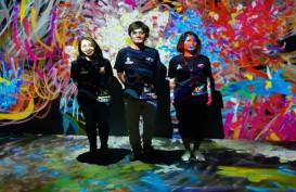 "Pameran Kolaborasi Seni dan Teknologi ""TeamLab Future Park"" Dibuka 20 Juni di Gandaria City"