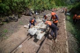 Musabab Pembangunan Rel Kereta Api Bisa Gagal Capai…